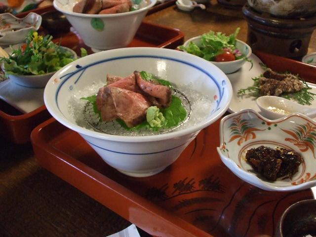 岐阜の旅 その5 下呂温泉「志むら」のお料理_f0019498_2030373.jpg