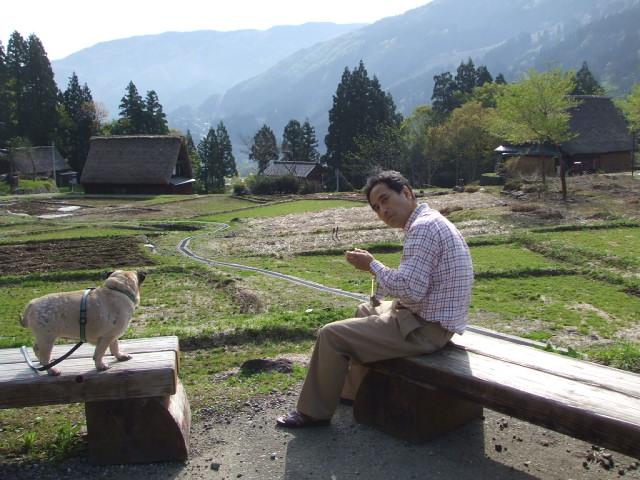 岐阜の旅 その6 下呂温泉旅館と富山「五箇山」_f0019498_2044416.jpg