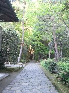 京都の法然院に行ってまいりました。_c0162404_0375068.jpg
