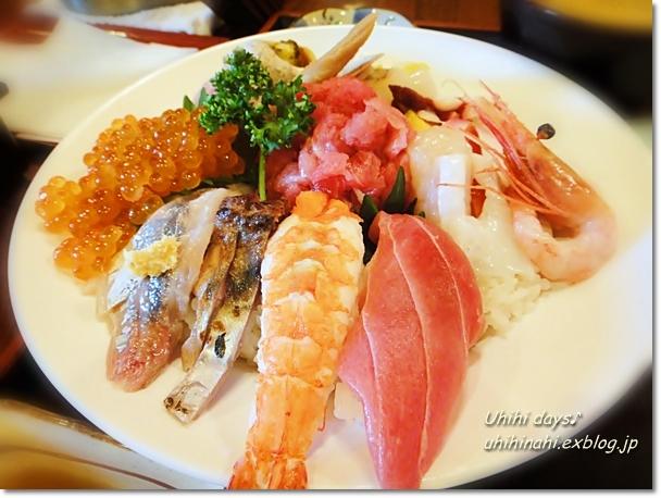 入谷のメガ盛り海鮮丼と合羽橋散歩♪_f0179404_21442872.jpg