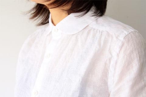 夏の丸衿シャツ_f0215708_16502549.jpg