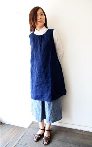 夏の丸衿シャツ_f0215708_16504781.jpg