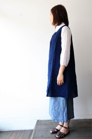 夏の丸衿シャツ_f0215708_16505793.jpg