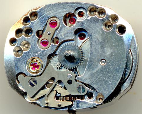 ハミルトン(HAMILTON) 婦人用 22石 5型 腕時計_c0083109_1750239.jpg