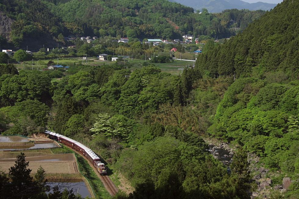 新緑の渓谷 - 2011年・わたらせ -_b0190710_7151181.jpg