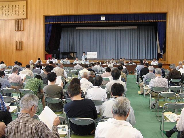 鈴川海岸整備事業の説明会_f0141310_814896.jpg