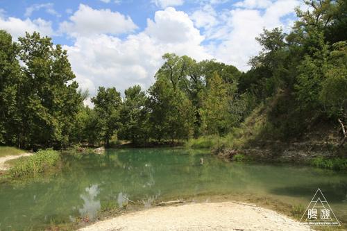 104 Chalk Ridge Falls Park ~テキサス上陸~_c0211532_22183930.jpg