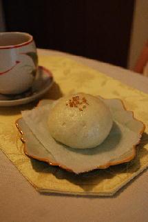 豆腐豆饅頭、レモンクッキー、蓮の葉のちまき_a0175348_2232533.jpg