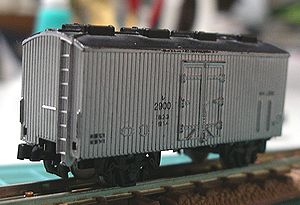 国鉄レ2900形貨車