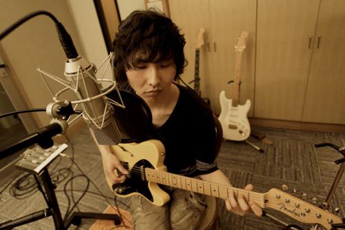 suzumoku、ニュー・アルバムをリリース!新たなコンセプト・アルバムは、全曲初エレキギターで弾語り!_e0197970_20342052.jpg