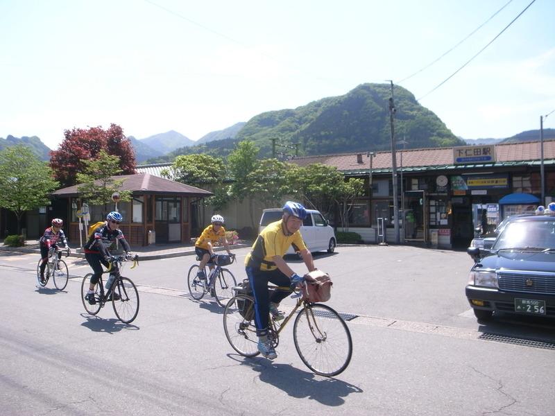 TOUR DE 西上州 1日目(5/14sat)_b0209774_21451645.jpg