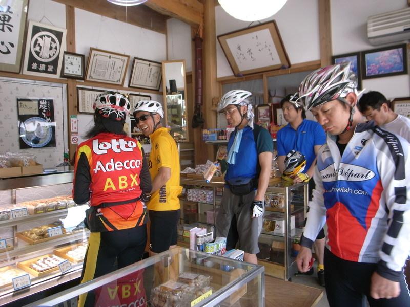 TOUR DE 西上州 1日目(5/14sat)_b0209774_2147596.jpg