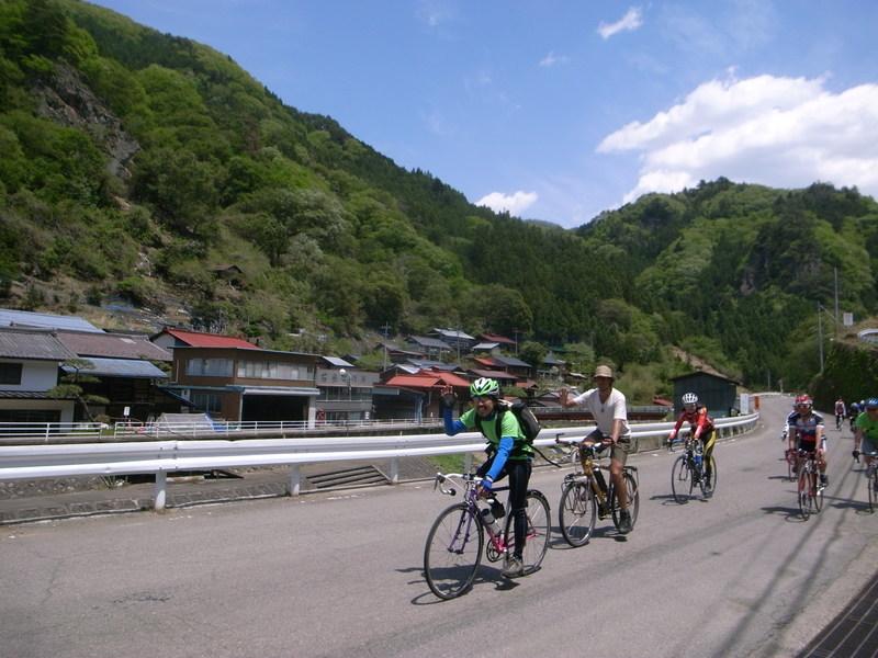 TOUR DE 西上州 1日目(5/14sat)_b0209774_222320.jpg
