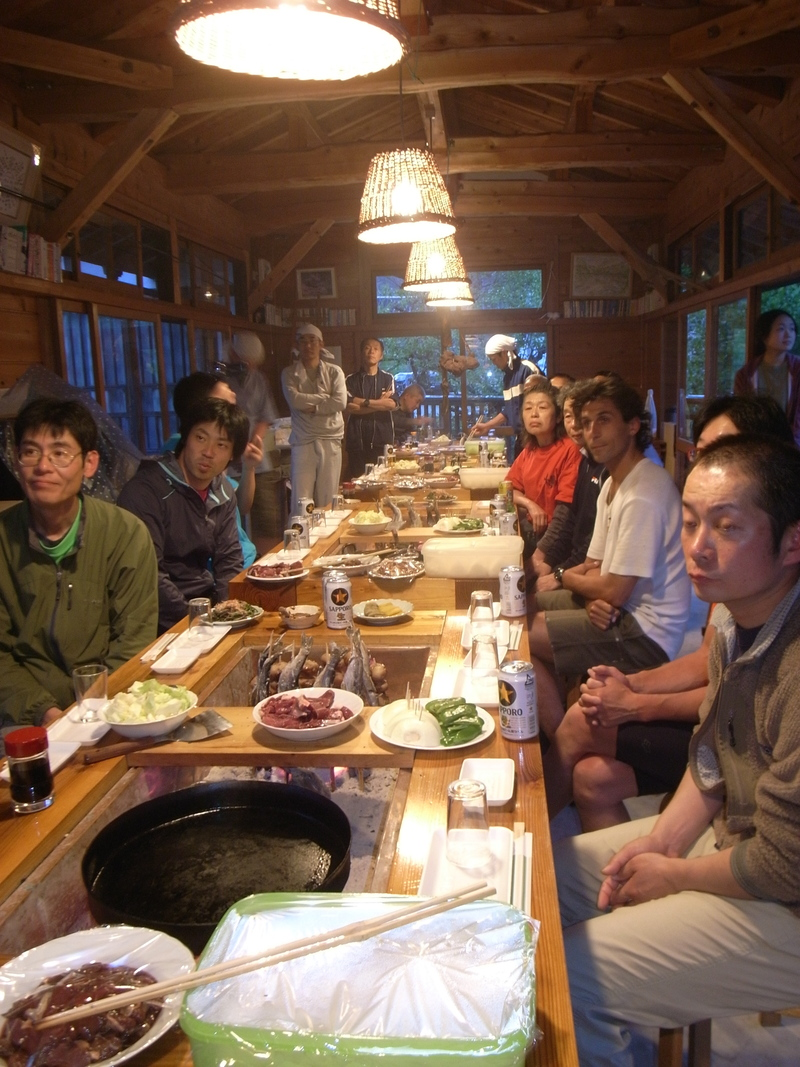 TOUR DE 西上州 1日目(5/14sat)_b0209774_23274398.jpg