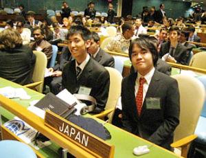 ニューヨーク国連本部で日本人高校生が大活躍! 模擬国連で3年連続優秀賞!!! _b0007805_21393671.jpg