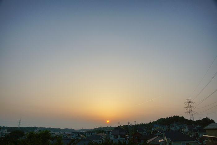 真夏日近く 夕_e0077521_22354325.jpg