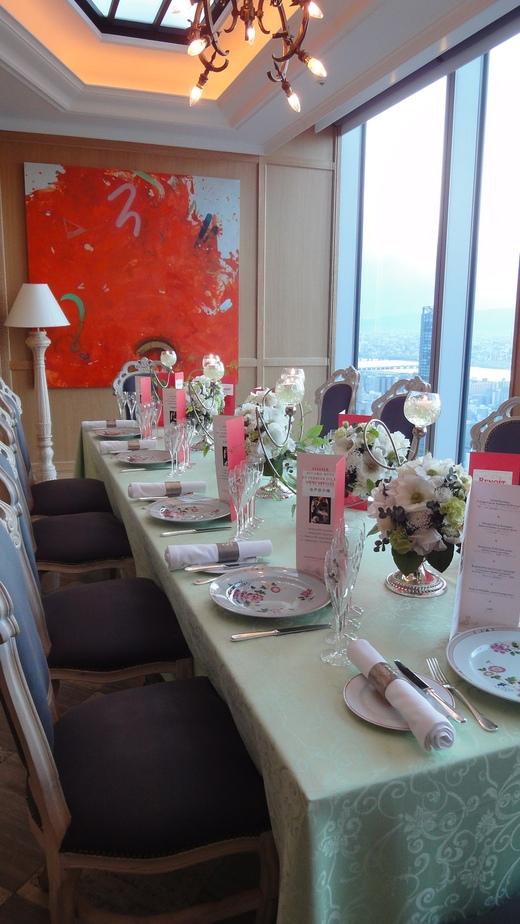 Motomi\'s Birthday at Princessroom @Benoit Osaka_f0215324_23563867.jpg