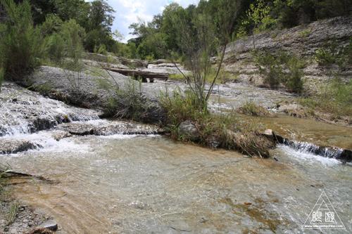 104 Chalk Ridge Falls Park ~テキサス上陸~_c0211532_23295681.jpg