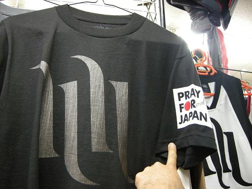 HART & HUNTINGTON JT RacingとPRAY FOR JAPAN_f0062361_20114127.jpg