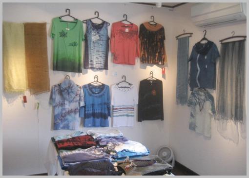 Tシャツ、ストール展2_f0143397_1234318.jpg