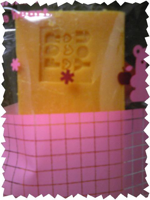 オレンジ石鹸とジャーミーロール④_b0203925_13391042.jpg