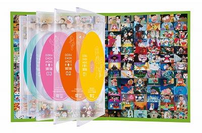 「映画ドラえもん」DVD-BOX商品「DORAEMON THE MOVIE BOX SHORT FILMS」発売のお知らせ_e0025035_9362959.jpg
