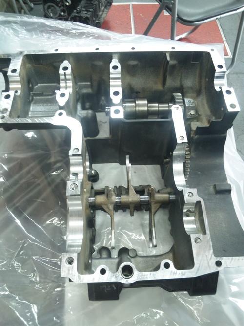 NさんのGPZ900R A12国内 エンジンオーバーホールその3_a0163159_22343311.jpg