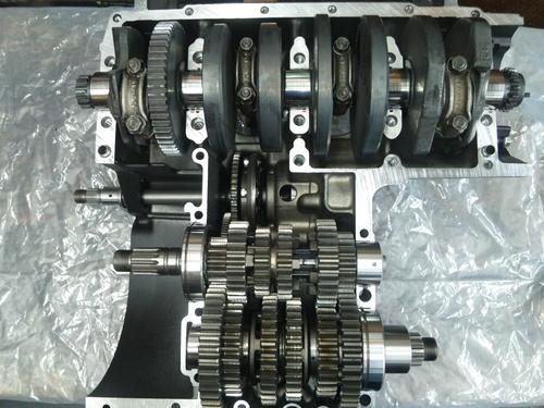 NさんのGPZ900R A12国内 エンジンオーバーホールその3_a0163159_22393822.jpg