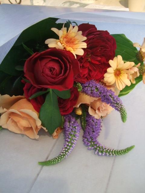 オークリーフ花の教室(中山さんと島崎さんの作品)_f0049672_14384583.jpg