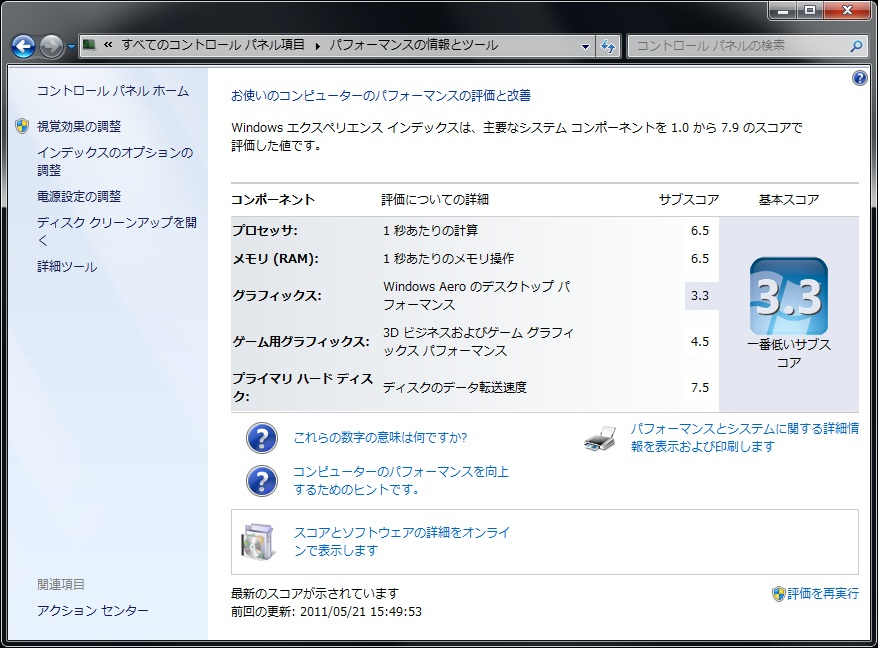 [ ThinkPad X201 Tablet ] に Intel の SSD 510 を購入_b0003577_17131671.jpg