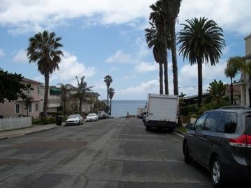 素敵過ぎるビーチハウスその1@サンディエゴ_e0183383_1826288.jpg
