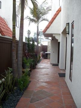 素敵過ぎるビーチハウスその1@サンディエゴ_e0183383_1829196.jpg