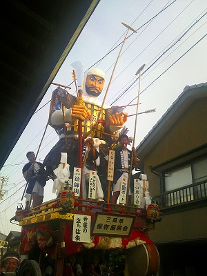 三国祭り~?♪_a0110392_20212922.jpg