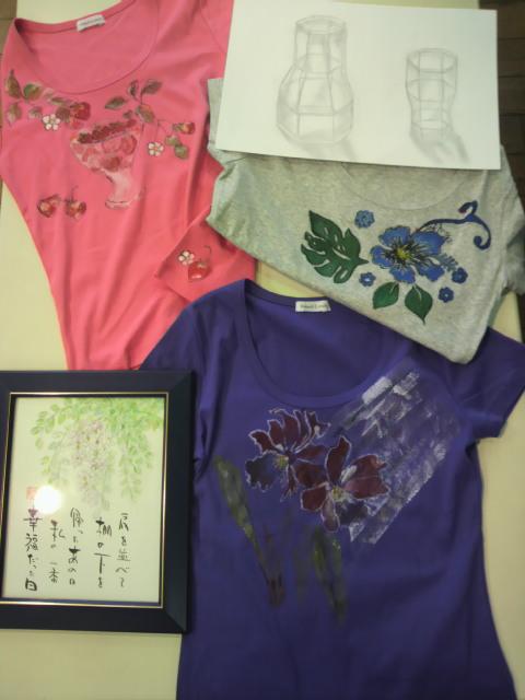 手作りTシャツ♪_f0237698_19332486.jpg