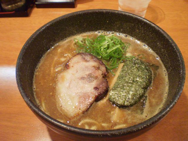 濃厚ラーメン@つけ麺マン_a0117520_17475697.jpg