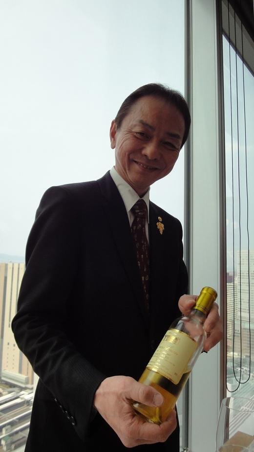 シャンパンビジネスランチ@ブノワ大阪_f0215324_17241724.jpg