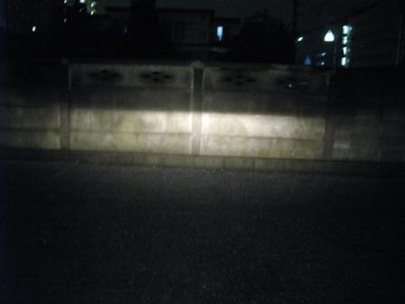 リード110 H4ヘッドライト_e0114857_2162326.jpg