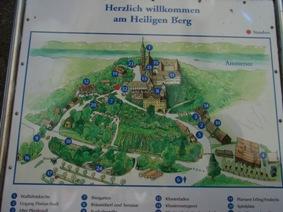 Kloster Andechs アンデックスでドイツ料理_e0195766_7423718.jpg