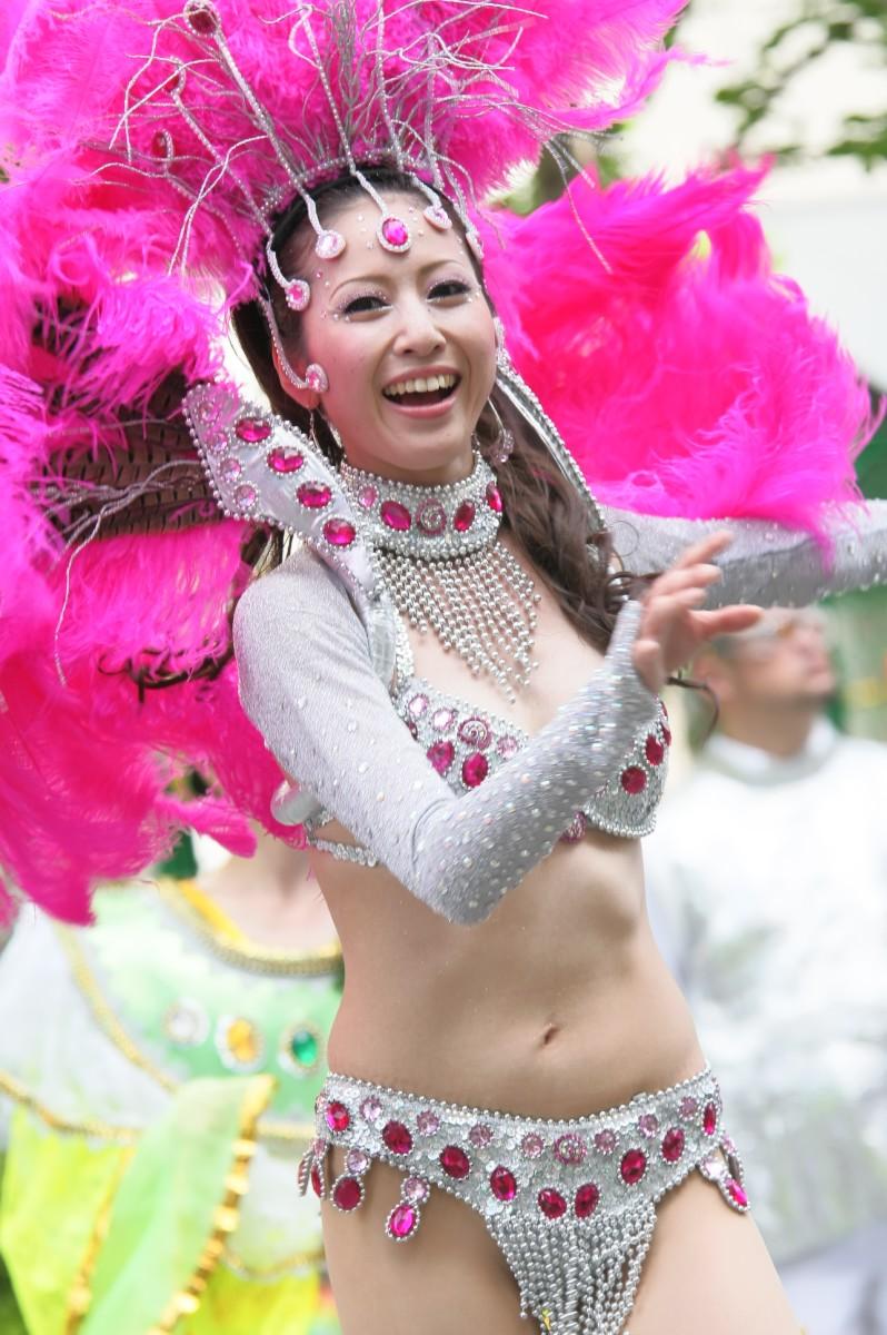 神戸まつり 2011 サンバ_f0021869_23152964.jpg