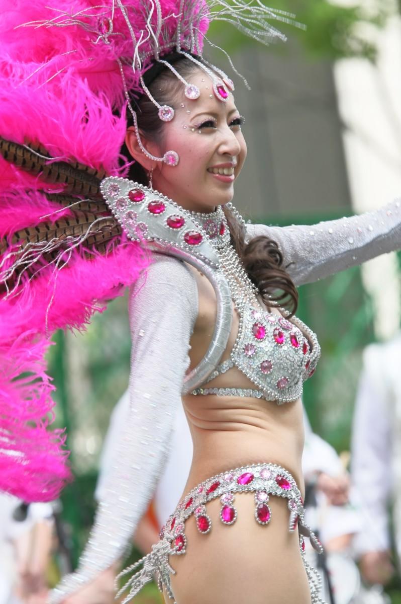 神戸まつり 2011 サンバ_f0021869_2316066.jpg