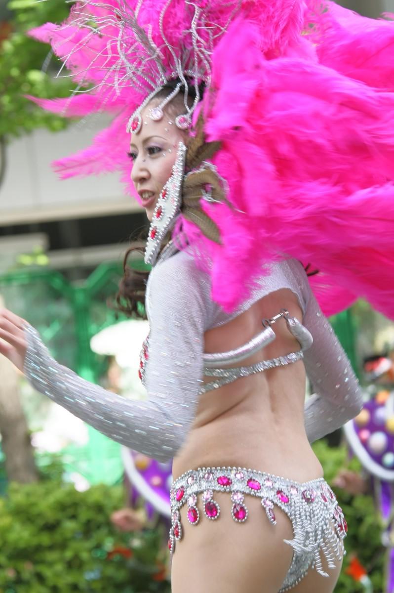 神戸まつり 2011 サンバ_f0021869_23174220.jpg