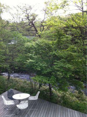 軽井沢にきています_d0141376_11113356.jpg