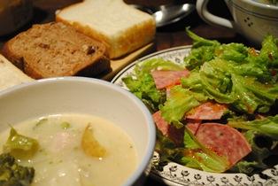 夕食は…_e0117783_14521089.jpg