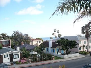 素敵過ぎるビーチハウスその2@サンディエゴ_e0183383_15533496.jpg