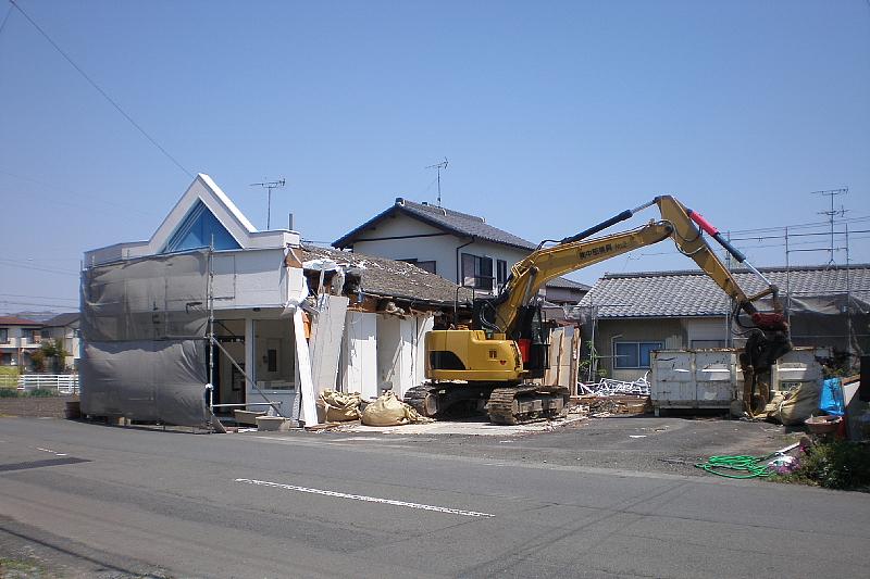 大洲の家case2の現場_e0145995_9574756.jpg