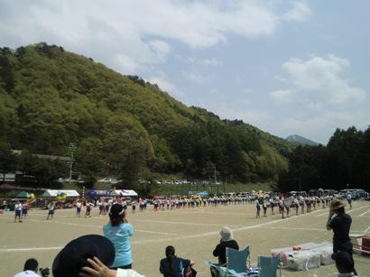 舘岩小学校の運動会_f0227395_1731371.jpg