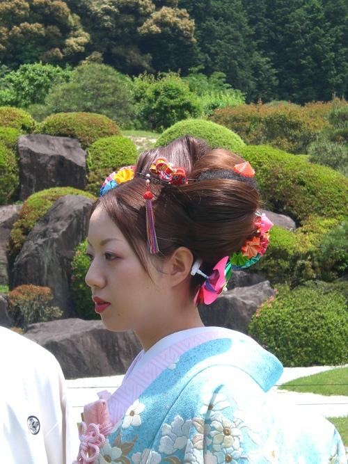 婚礼お支度 5月22日 vol.1_e0161697_2316340.jpg