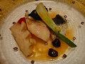 大阪のレストラン ヴァリエ_a0152501_1144480.jpg