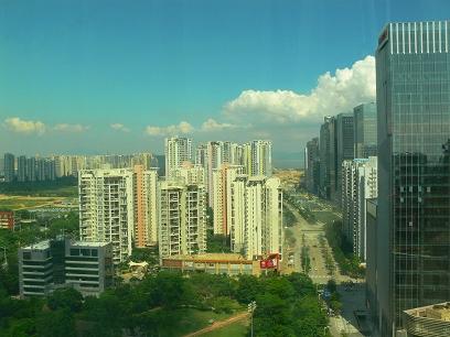 中国出張2010年08月-第三日目- 深圳定宿とDinner_c0153302_0124699.jpg