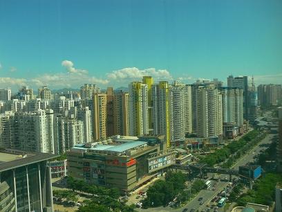 中国出張2010年08月-第三日目- 深圳定宿とDinner_c0153302_0125525.jpg